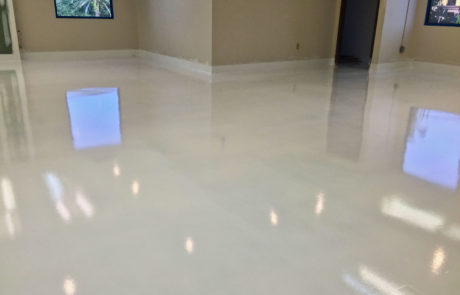 Epoxy and Metallic Epoxy Flooring