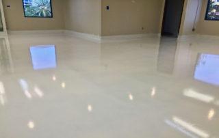 Epoxy and Metallic Epoxy Flooring